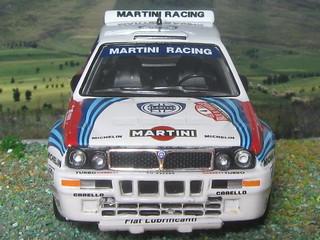 Lancia Delta Integrale - Portugal 1992