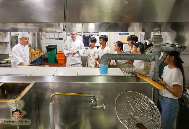intercontinental bangkok kitchen tour-1