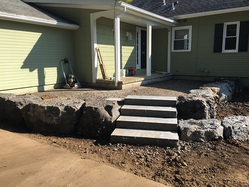 Steps are done.