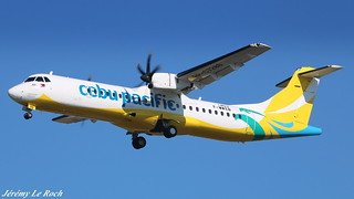 ATR 72-600 CEBU PACIFIC F-WWEB MSN1453 (RP-C7286) A L'AEROPORT TOULOUSE-BLAGNAC LE 20 09 17