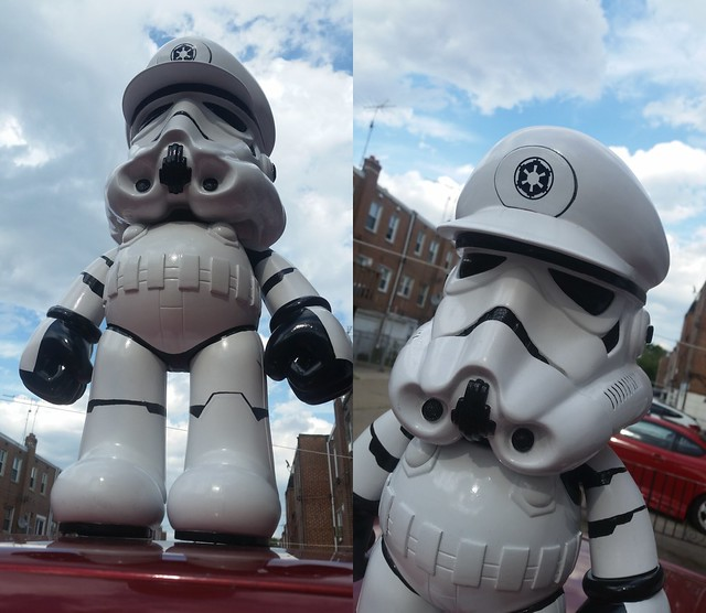 Making Mario Trooper 05