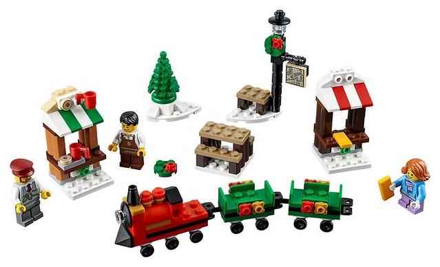 40262 Christmas Train 3
