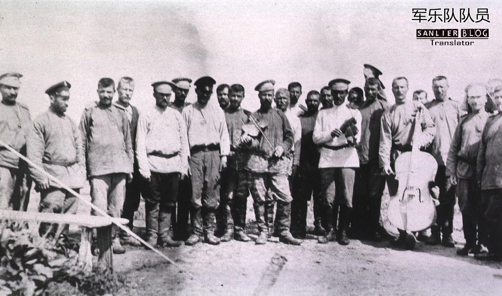 俄日战争俄军医务工作(日常写照)12