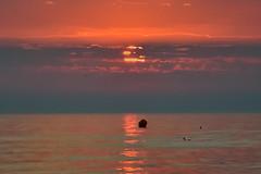 Le Dernier coucher de soleil