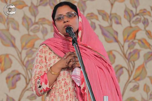 Dr. Urmila Jindal from Mayur Vihar, Delhi, expresses her views