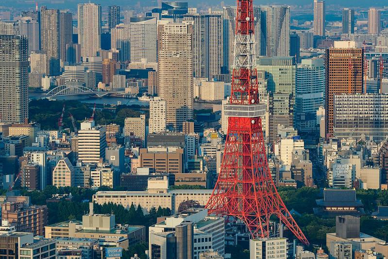 東京鐵塔|東京都