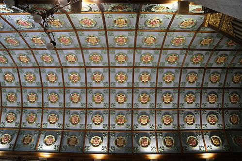 Ceiling of St. Mary's Petworth