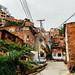 Favela Neighborhood, Bucaramanga Colombia