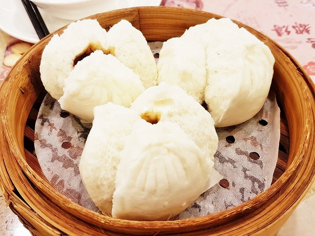Honey Pork Buns