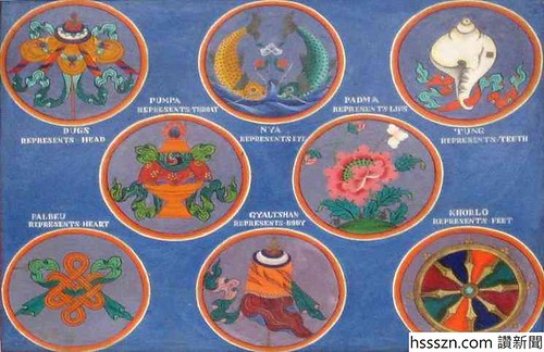 The-Ashtamangala-The-Eight-Auspicious-Symbols-of-Tibetan-Buddhism_745_483