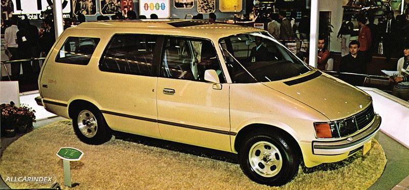 1975 Toyota MP-1