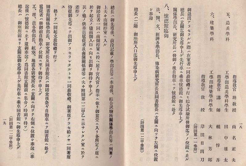 昭和天皇東京帝国大学行幸 (27)