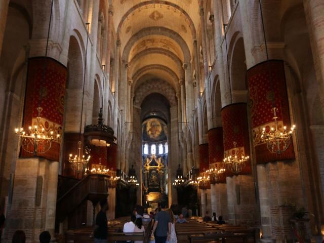 basilica saint sernin obiective turistice toulouse 2