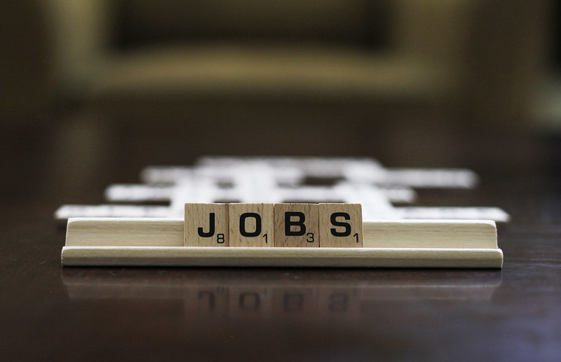 Scrabble - Jobs