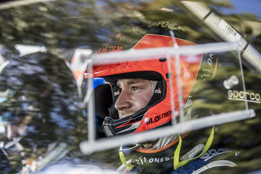 OSTBERG Mads (NOR) BARTH Patrik (SWE) Ford Fiesta R5 ambiance portrait during the 2017 European Rally Championship Rally Rzeszowski in Poland from August 4 to 6 - Photo Gregory Lenormand / DPPI