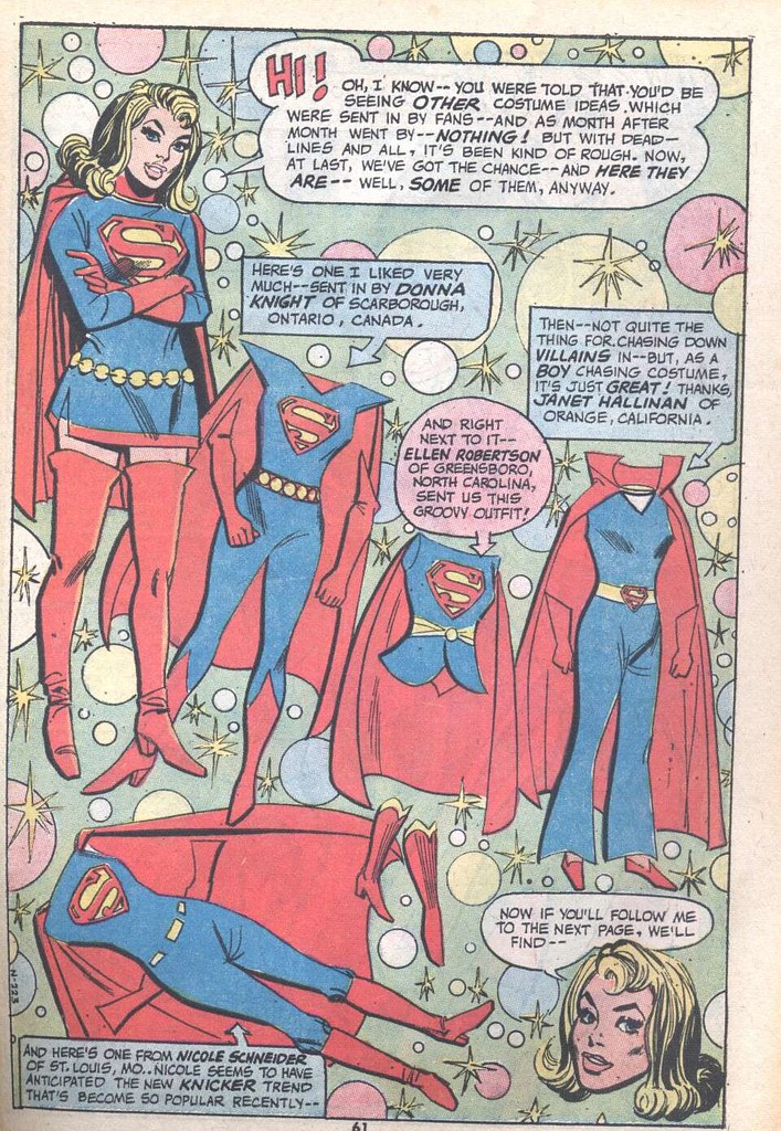 super dc giant supergirl 53