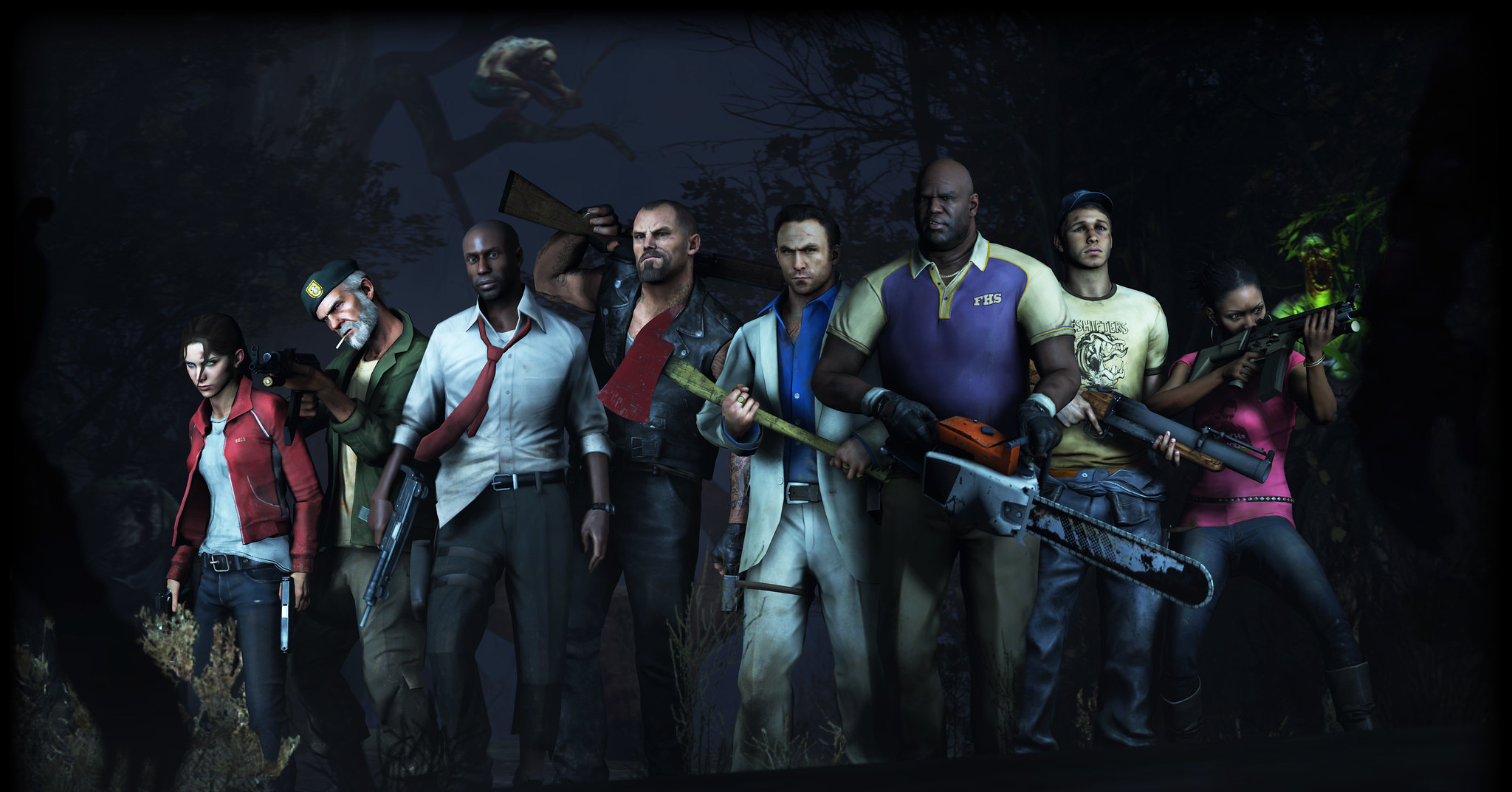Left 4 Dead 2 - The Game I Consider A Good Time Waster