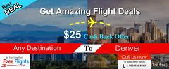 flight tickets to Denver