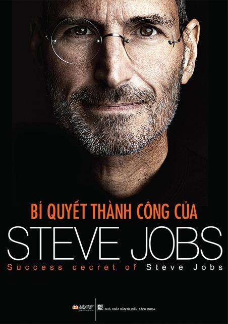Bí Quyết Thành Công Của Steve Jobs - Kim Thác Đao