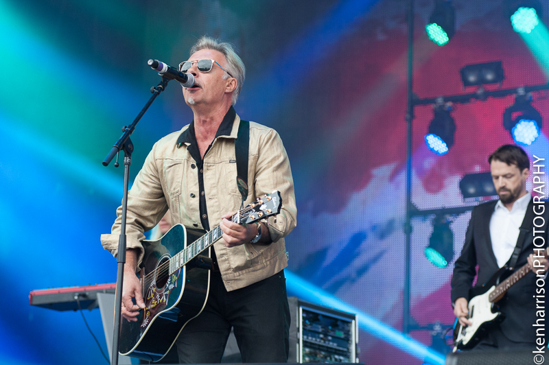 06th August, 2017. Glen Matlock joins BEF at Rewind North, Macclesfield, UK