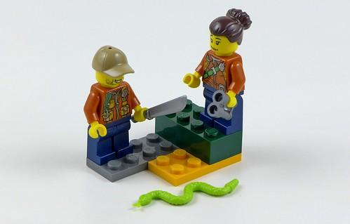 LEGO City Jungle Sekrety Dżungli 12