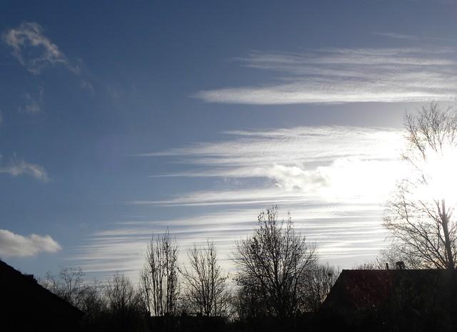 Changing clouds, Nikon COOLPIX P90
