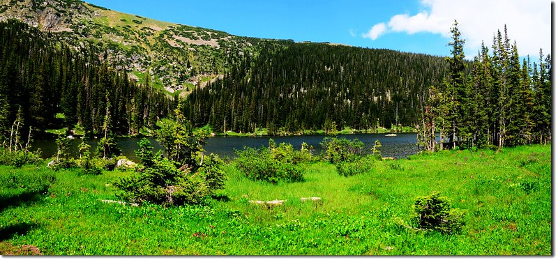 North Crater Lake 2