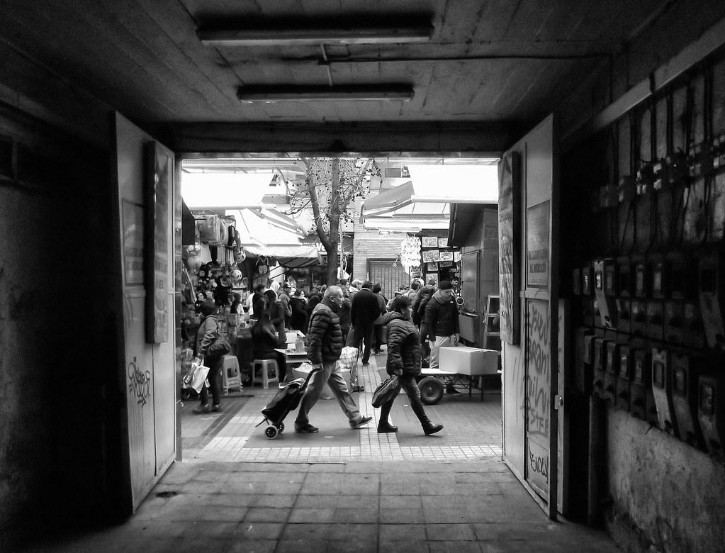 Mercado de La Viseca