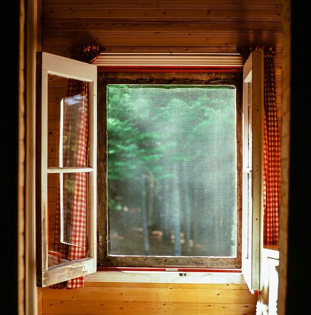 La fenêtre #1
