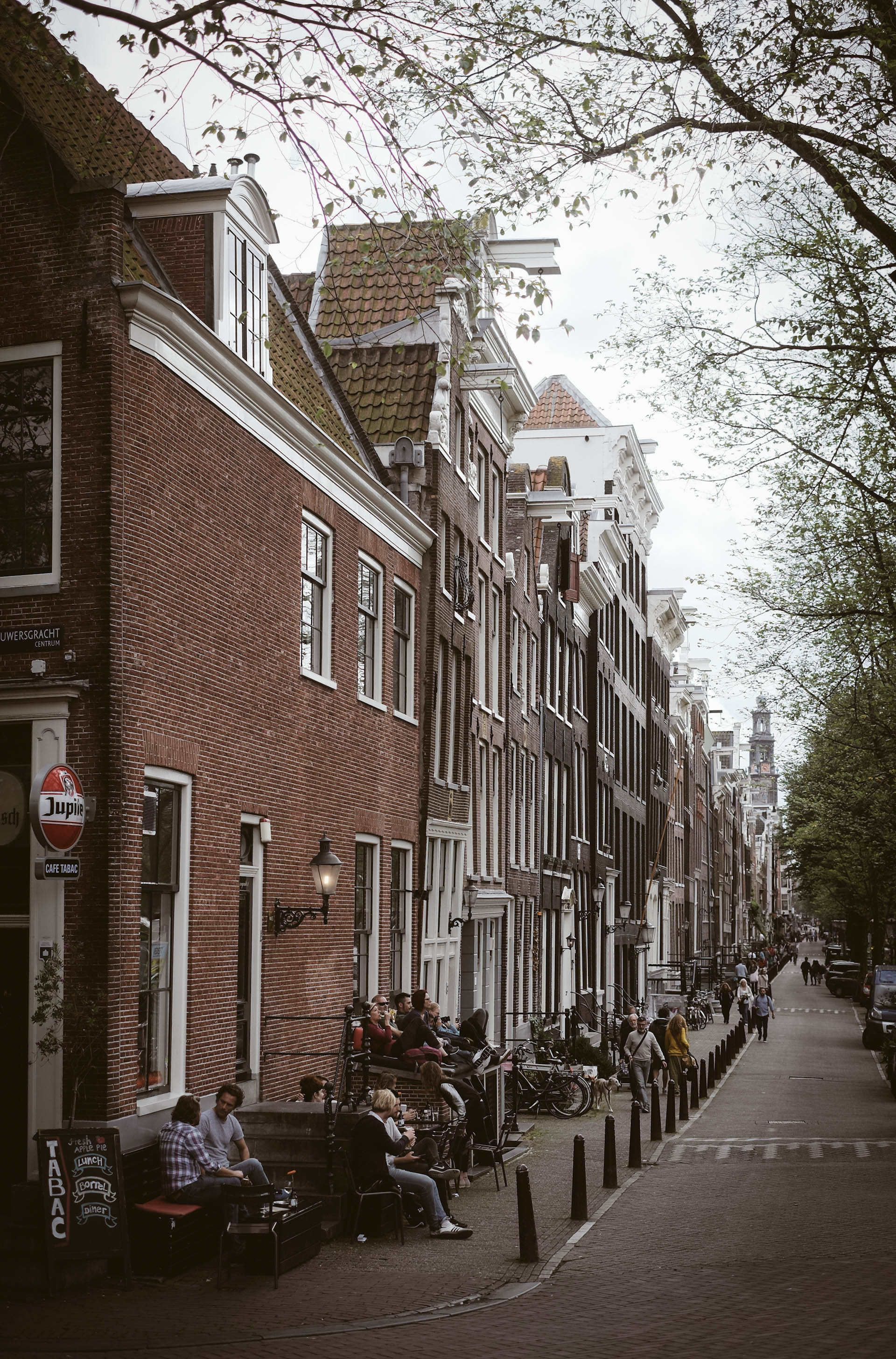 Amsterdam, Summer Days