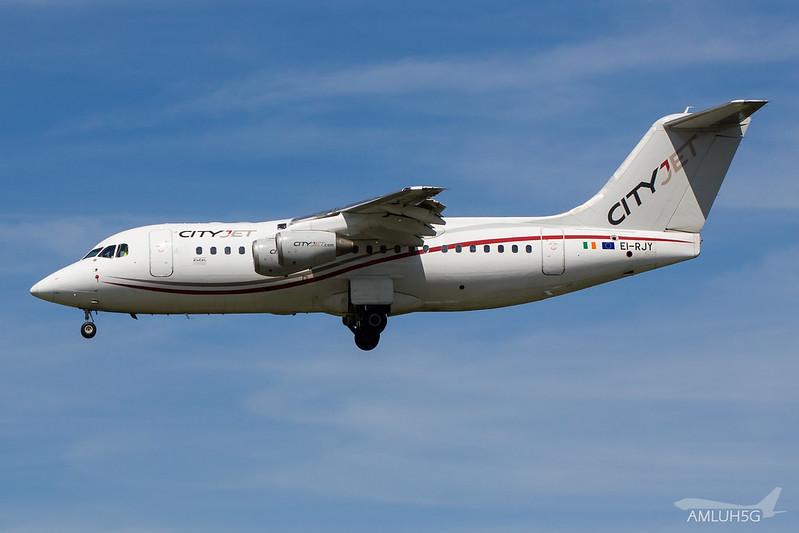 Cityjet - RJ85 - EI-RJY (2)