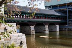 Woljeong Bridge reconstruction