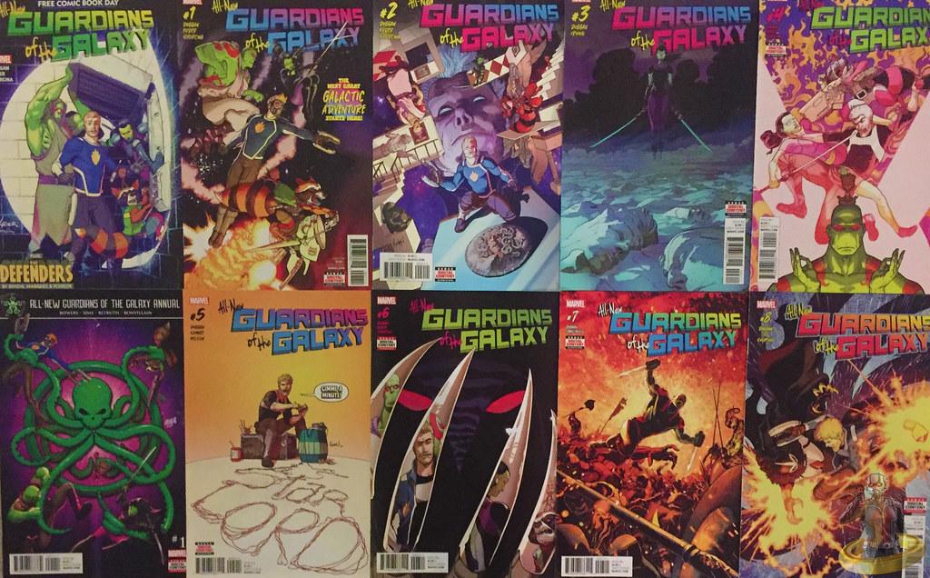 a collection of comics- a requiem for the superhero genre