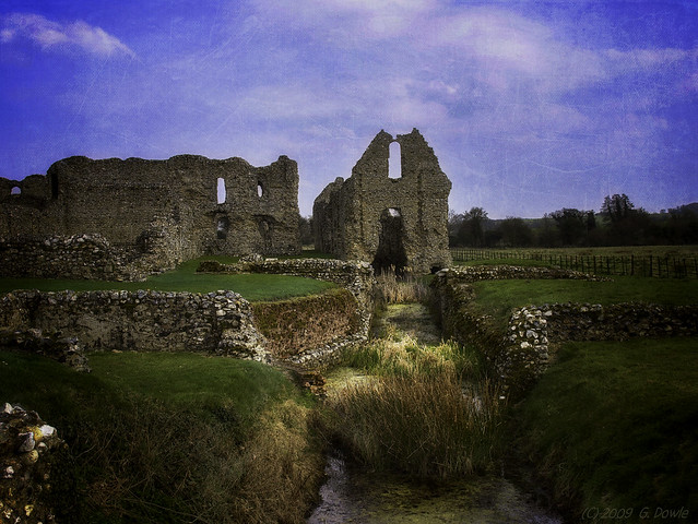 Castle Acre Priory and Ruins