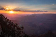 SUNSET // Grand Canyon