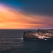 : Sunset at Horizon