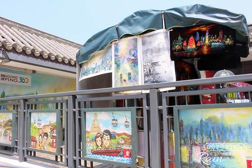 160914f Ngong Ping Village _23