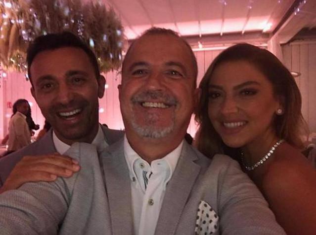 Mustafa Sandal, Tarık Sezer, Hadise