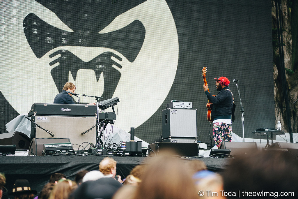Thundercat - DAY 2 - OSL 8-12-17-2
