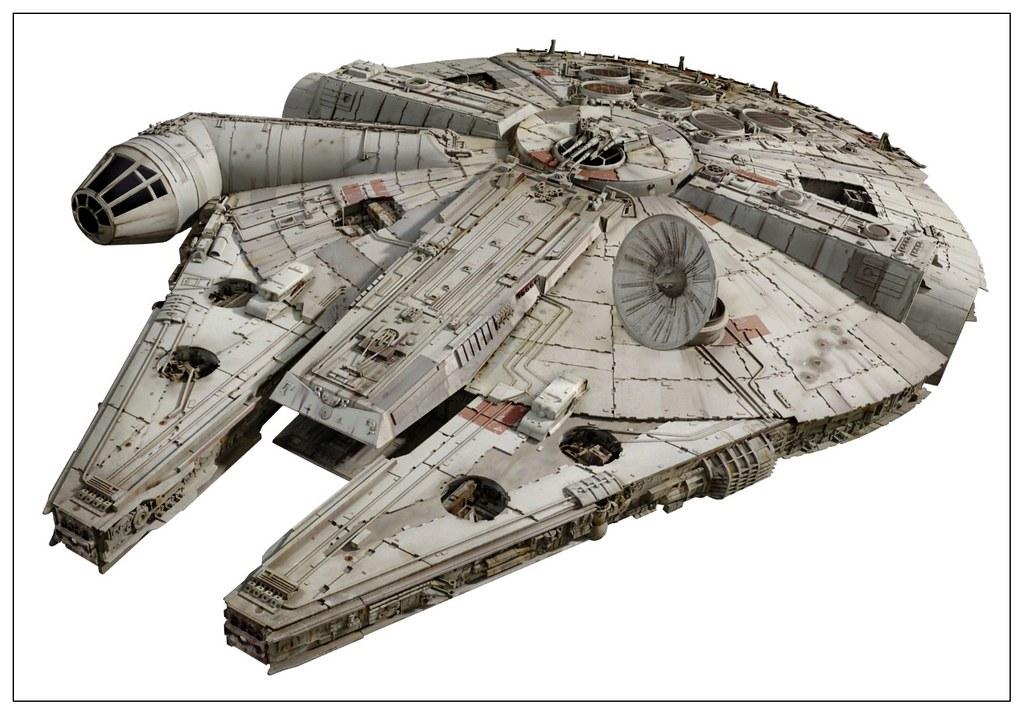 star wars the force awakens battle action millennium falcon instructions