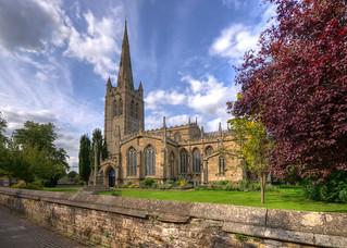 All Saints Church, Oakham, Rutland