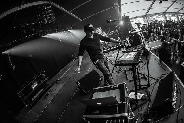 Kompere Donkey Rock Festival, Nikon D3S, AF Fisheye Nikkor 16mm f/2.8D