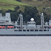 RFA Fort Victoria, A387, IMO 8606032; Loch Striven, Cowal Peninsula, Argyll & Bute