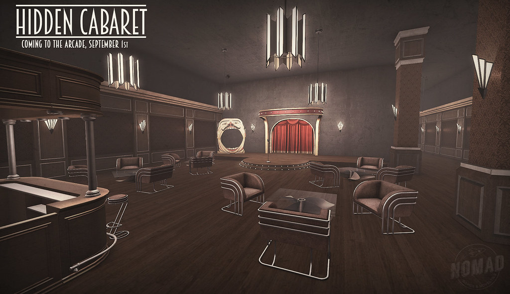 NOMAD // Hidden Cabaret - SecondLifeHub.com