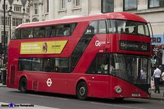 Wrightbus NRM NBFL - LTZ 1310 - LT310 - Marylebone 453 - Go Ahead London - London 2017 - Steven Gray - IMG_1027