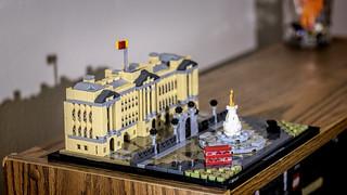 Buckingham Palace Model #3