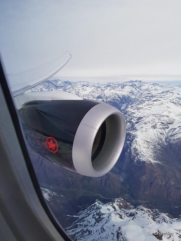 Boeing 787-9 Air Canadá