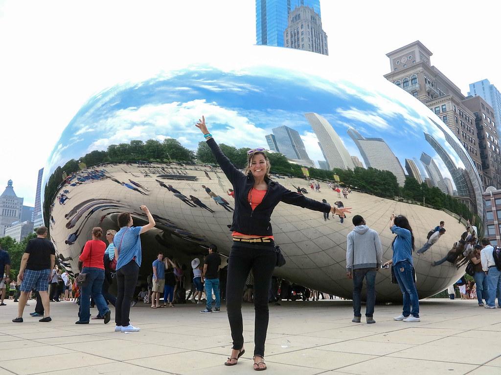 Cloud Gate en Chicago
