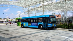 Montgomery County Transit Ride On 2016 Gillig Low Floor Advantage Diesel #44034D