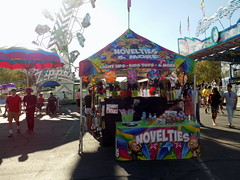Novelties & More Stand.